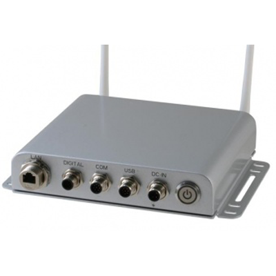 IP67 Water-Proof Embedded IoT Gateway with Intel Quark SoC X1000 Series : AIOT-QM