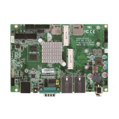 "3.5"" SubCompact Board with Intel® Quark SoC X1000 Series : AIOT-X1000 -> AAEON"
