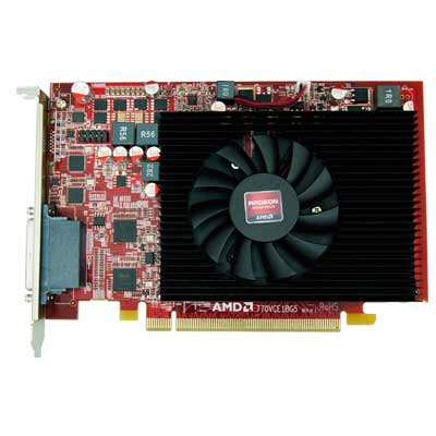 Carte graphique Multi-Display PCI-Express 3.0 x16 : A775C-D5F8