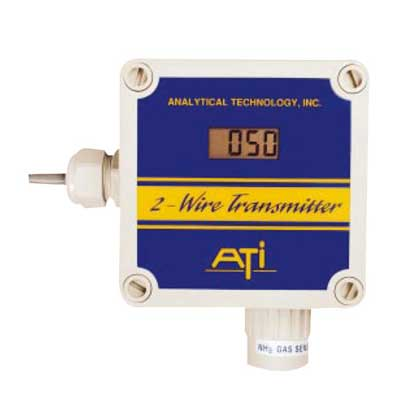 Transmetteur fixe de gaz : B12 -> ATI ANALYTICAL TECHNOLOGY