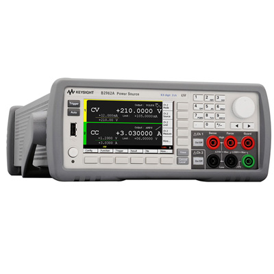 Sourcemeter SMU 4 quadrants avec alimentation et multimètre : B2900A -> KEYSIGHT TECHNOLOGIES