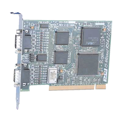 CARTE PCI DUAL ULTRA RS422/485 : CC-530 -> BRAINBOXES