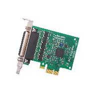 Carte PCI Express Low Profile 4 Ports RS232 : PX-260