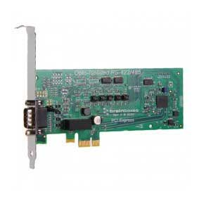 Carte Serie PCI Express 1 x RS-422/485 avec Opto Isolation : PX-387 -> BRAINBOXES