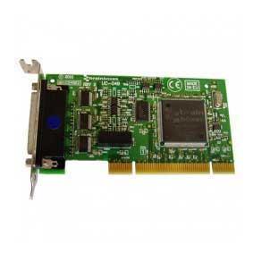 Carte Serie PCI Low Profile 4 Ports RS-232 TX, RX, CTS & RTS Opto Isolées : UC-061