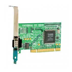 CARTE UNIVERSELLE 1 PORT RS232 : UC-246
