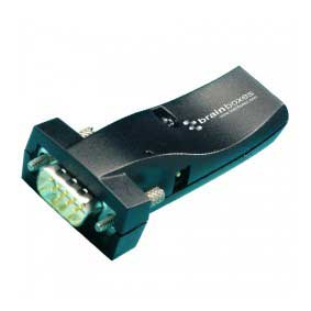 ADAPTATEUR BLUETOOTH RS232 DE CLASSE 2 : BL-819 -> BRAINBOXES