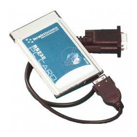 CARTE PCMCIA 1 PORT VELOCITY RS232 : PM-020