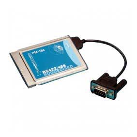 CARTE PCMCIA 1 PORT VELOCITY RS422/485 : PM-154 -> BRAINBOXES