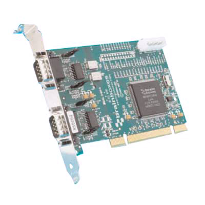 CARTE UNIVERSELLE POWERED DUAL RS232 : UP-869
