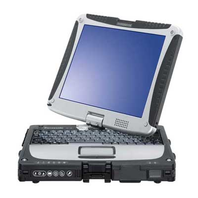 "CF-19 : PC portable ultra durci 10,1"" convertible en tablette PC"