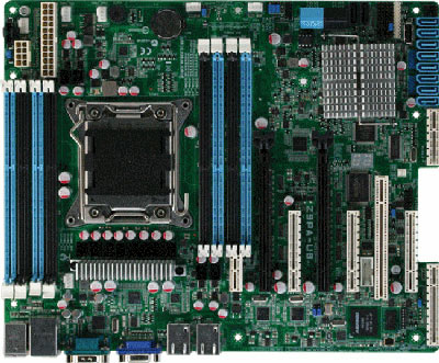 High-end Workstation Board with Intel Xeon Processors : CMB-A9SP2