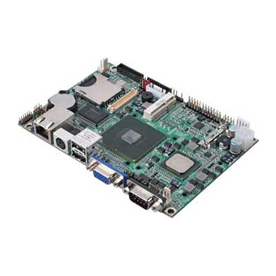 "Fanless 3.5"" Embedded Miniboard for Intel Atom solution : LE-375 -> COMMELL"