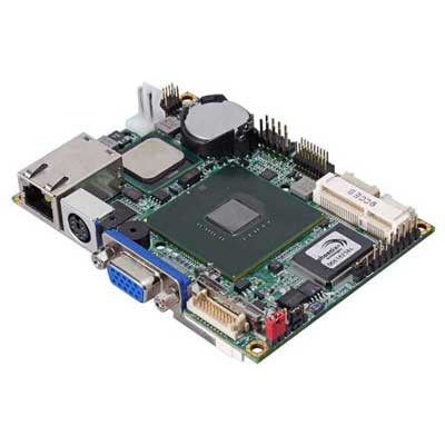 Carte Pico- ITX Intel Atom Z510P : LP-171