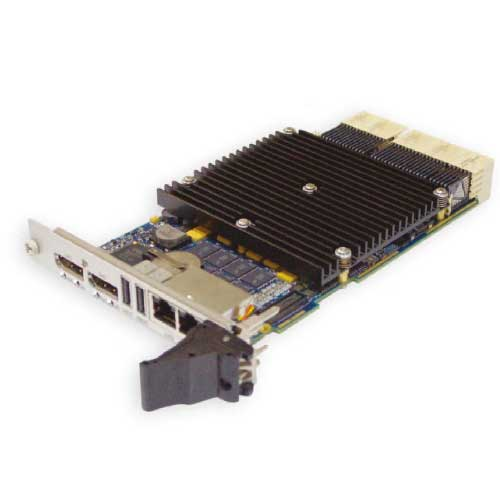 Carte 3U CompactPCI Intel Core i7 : CPC510