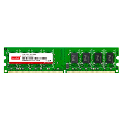 Standard 800Mhz/667Mhz/533Mhz/400Mhz 240pin : DDR2 LONG DIMM -> INNODISK