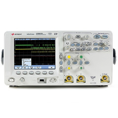 Oscilloscope à signaux mixtes 1 GHz - 2 voies : MSO6102A -> KEYSIGHT TECHNOLOGIES