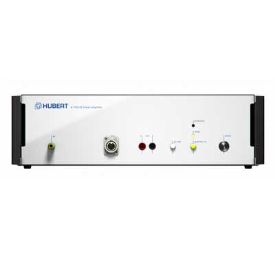 Amplificateur de tension 4 quadrants DC-1 MHz - 100 V/µs : A 1110-05 -> HUBERT