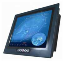 "Panel PC marine 15"" tactile multitouch IP65 haute luminosité : NAVPIXEL NPS1568 -> LITEMAX"