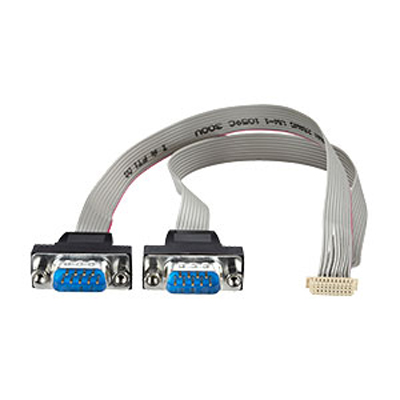 PCI Express 2.0 x 1 RS-232/422/485 DB-9 x 4 : EMP2-X404