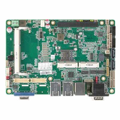 Carte EPIC avec CPU Intel Broadwell i3/i5 low power : EPIC-BDU7 -> AAEON