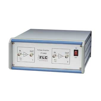 Amplificateur de tension, 2 voies, 10x, �100V 185mA : F10AD -> FLC ELECTONICS AB
