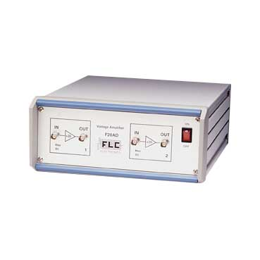Amplificateur de tension, 2 voies, 20x, �150V 150mA : F20AD -> FLC ELECTONICS AB
