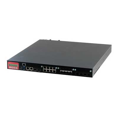 1U Rackmount Network Appliance, Intel Xeon SoC with 3 NIM : FWS-7520 -> AAEON