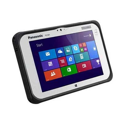 "Tablette 7"" ultra-durcie Windows 10 Pro Intel Atom : Toughpad FZ-M1 Value"