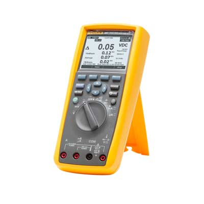 Multim�tre 50 000 Points enregistreur : Fluke 287