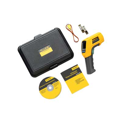 Thermom�tres infrarouges de contact : Fluke 566