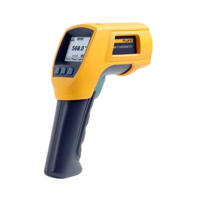 Thermom�tres infrarouges de contact : Fluke 568