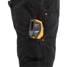 Thermom�tre infrarouge visuel : Fluke VT04A