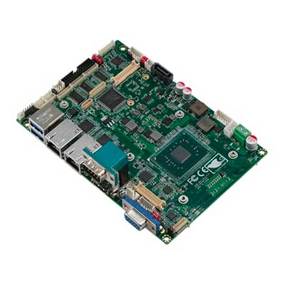 "3.5"" SubCompact Board with Intel Pentium N4200/ Celeron N3350 Processor SoC : GENE-APL5 -> AAEON"