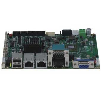 "3.5"" SubCompact Board with AMD G-Series T56N/T40E/T40R : GENE-HD05"