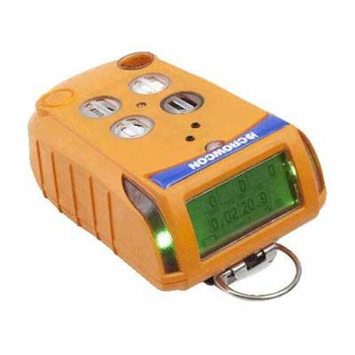 Détecteur portable 5 gaz : Gas-Pro -> CROWCON