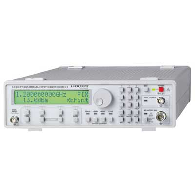 Synth�tiseur haute fr�quence 1,2 GHz : HM8134-3