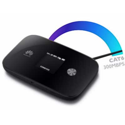 Routeur 4G CAT6 300 Mbps : E5786