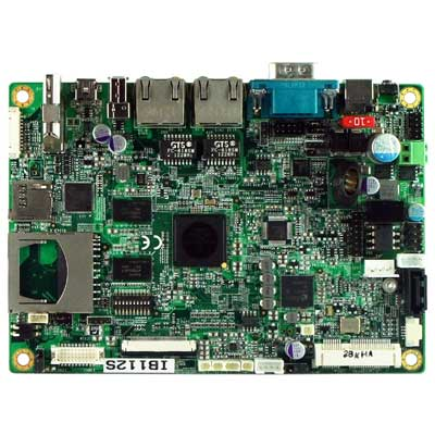 "IB112 (i.MX536) : RISC, 3.5"" Disk-Size SBC, 102mm x 147mm (4"" x 5.8"") -> IBASE"