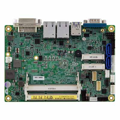 Carte 3'' 5 avec CPU Intel Broadwell i3/i5/i7 low power : IB909 -> IBASE
