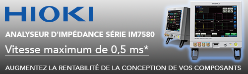 Analyseur d'imp�dance IM7580