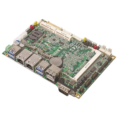 3.5 inch Miniboard with Intel Apollo Lake Series Processor N3350/N4200 : LE-37H -> COMMELL
