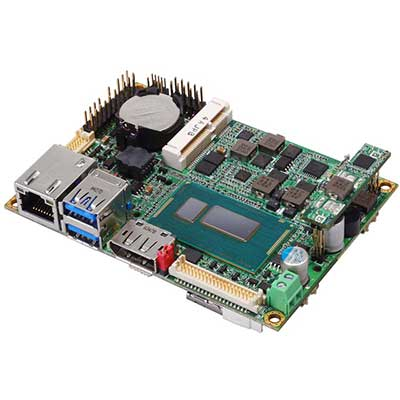 PICO-ITX avec CPU Intel Broadwell i3/i5/i7 low power : LP-174 -> COMMELL