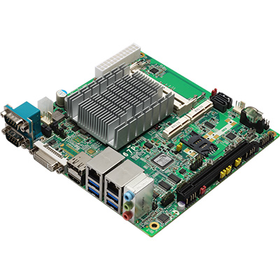 Mintox Motherboard with Intel Braswell series Processor : LV-67P -> COMMELL