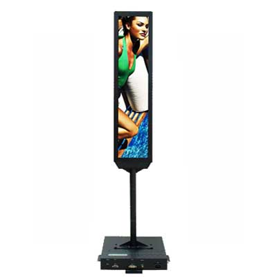 "Ecran double face Two 28"" : SSC2845 (Double Side LCD Display) -> LITEMAX"