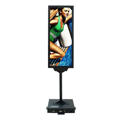 "Ecran double face Two 29.3"" : SSC2925 (Double Side LCD Display) -> LITEMAX"