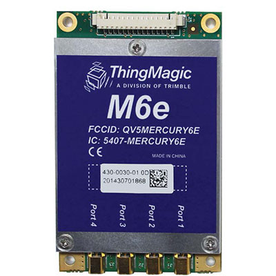 Module RFID : M6e -> THINGMAGIC
