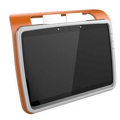"Tablette médicale 11,6"" E1 Mark - EN1789 : MD116 -> ONYX HEALTHCARE"