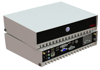 PC Médical Grade Box PC with i7 QM67 Processor : MedPC-5500