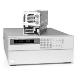 Charge électronique DC 1800W 6 slots : N3300A -> KEYSIGHT TECHNOLOGIES